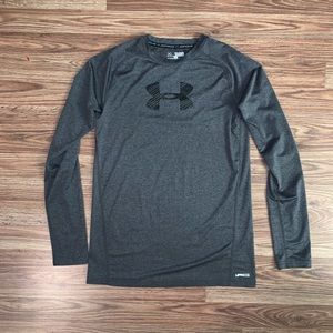 Under Armour Fitted Long Sleeve Heat Gear